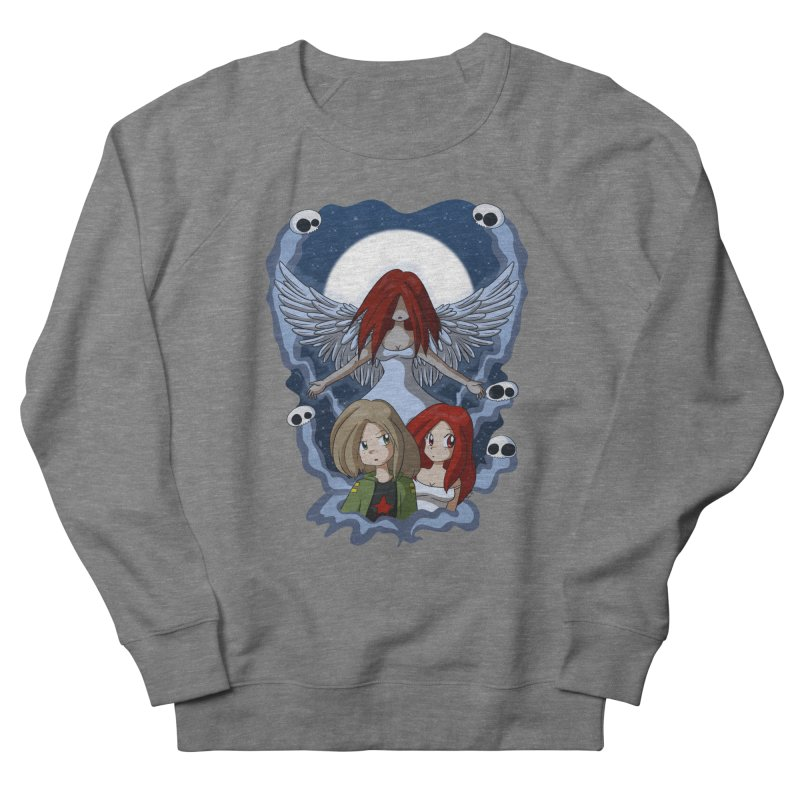 Nightmare Men's Sweatshirt by Kappacino Creations
