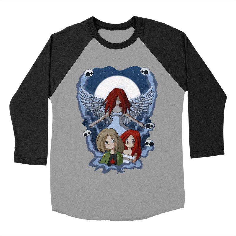 Nightmare Women's Baseball Triblend Longsleeve T-Shirt by Kappacino Creations