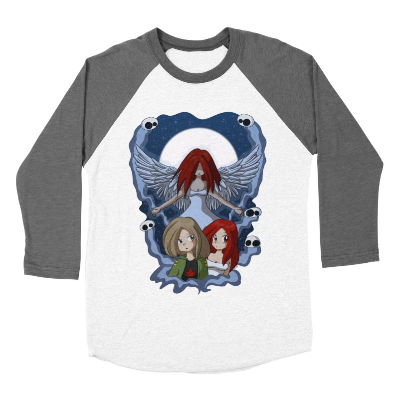 Nightmare Men's Baseball Triblend Longsleeve T-Shirt by Kappacino Creations