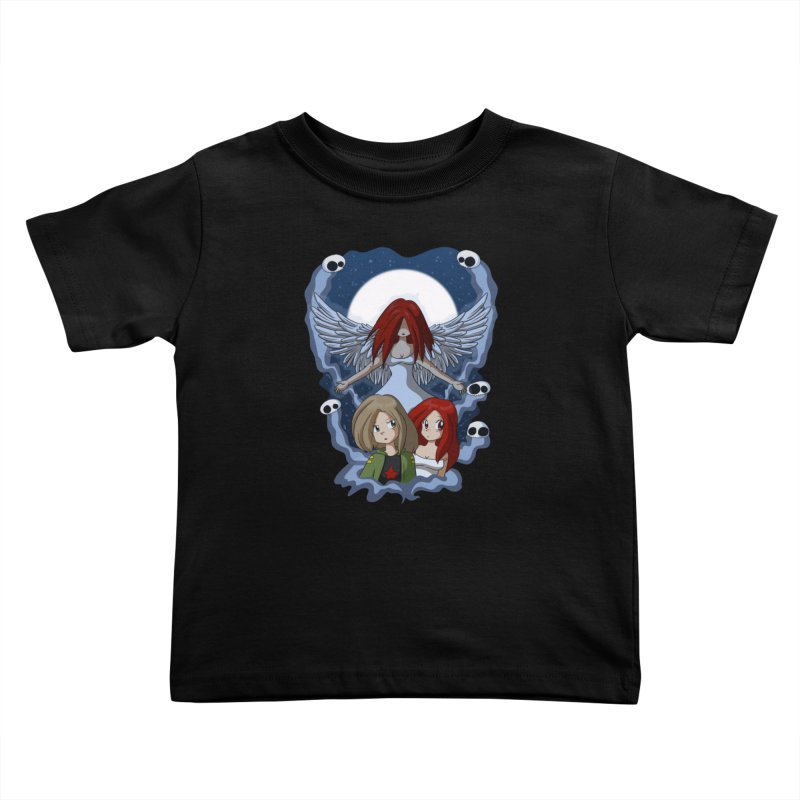 Nightmare Kids Toddler T-Shirt by Kappacino Creations
