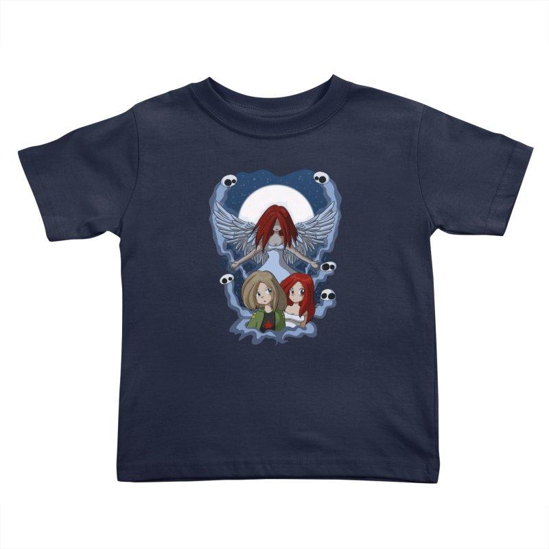 Nightmare Kids Toddler T-Shirt by Kappacino Creations