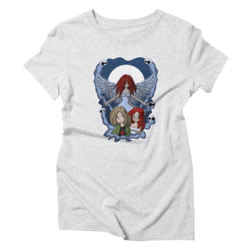 Nightmare Women's T-Shirt by Kappacino Creations