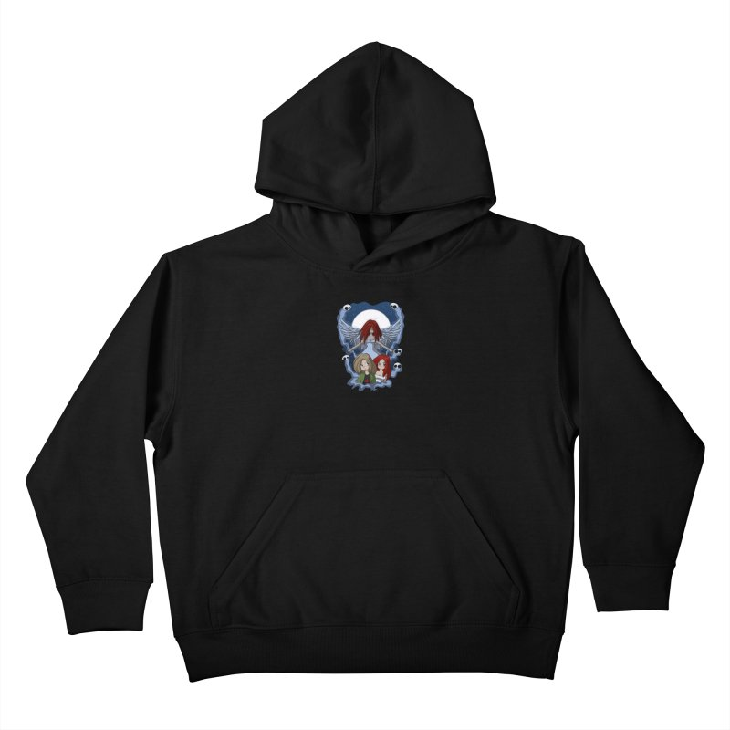 Nightmare Kids Pullover Hoody by Kappacino Creations