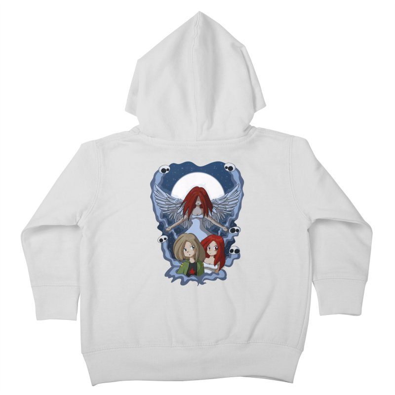 Nightmare Kids Toddler Zip-Up Hoody by Kappacino Creations