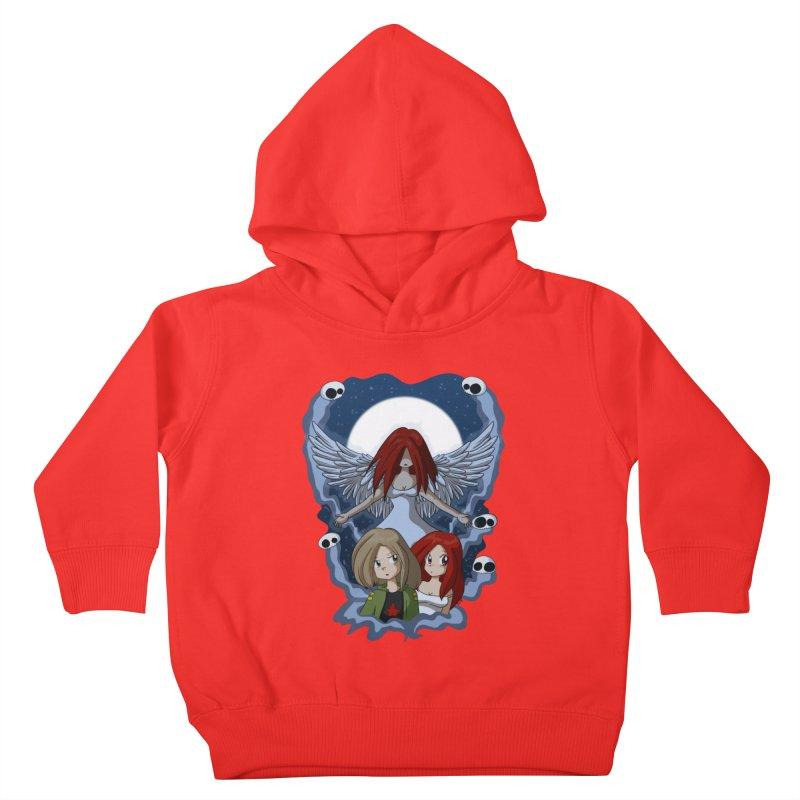 Nightmare Kids Toddler Pullover Hoody by Kappacino Creations