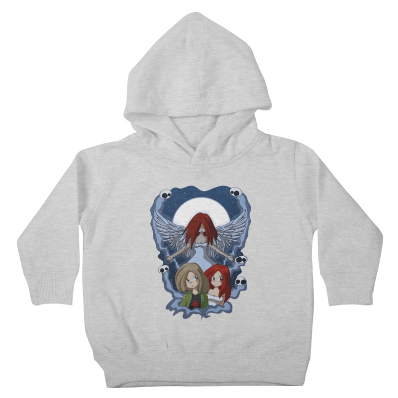 Nightmare Kids Toddler Pullover Hoody by Kappacino Creations