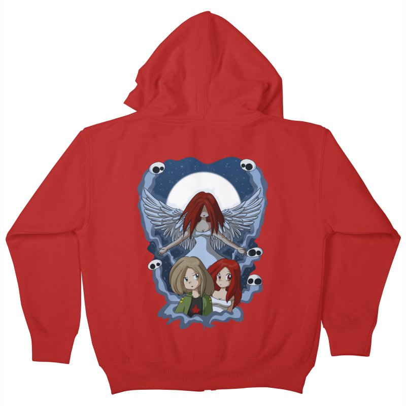 Nightmare Kids Zip-Up Hoody by Kappacino Creations