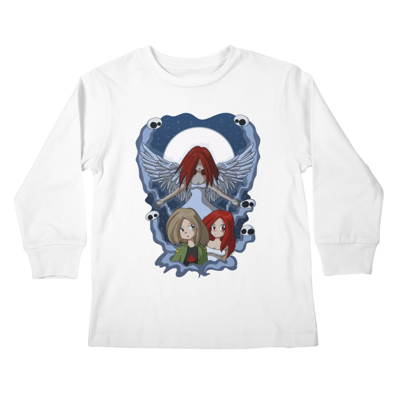 Nightmare Kids Longsleeve T-Shirt by Kappacino Creations