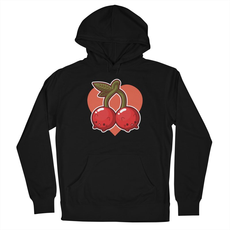 Cherries Men's Pullover Hoody by Kappacino Creations