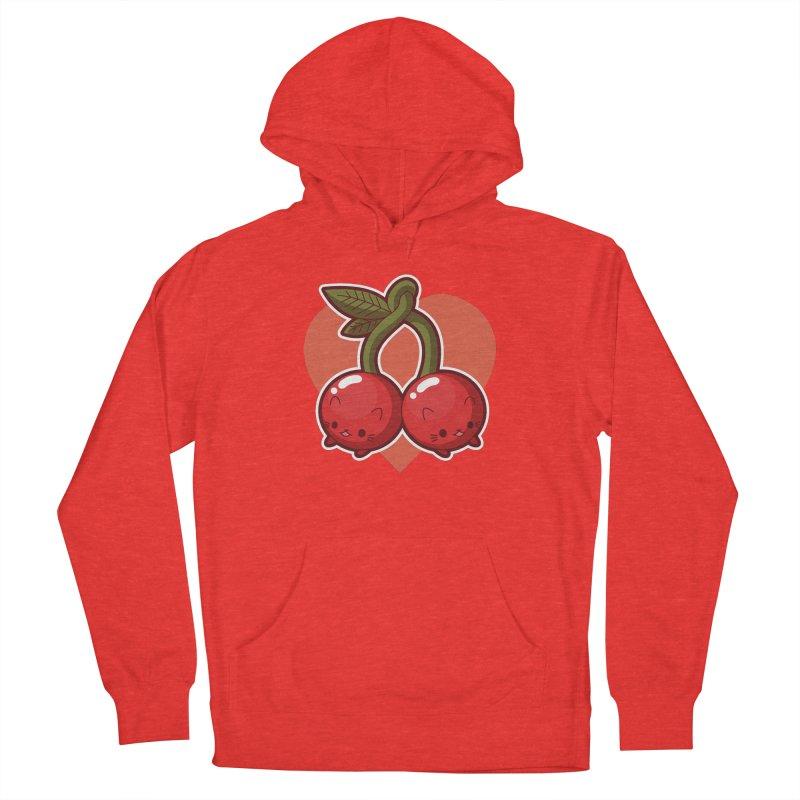 Cherries Men's Pullover Hoody by Kappacino Creations