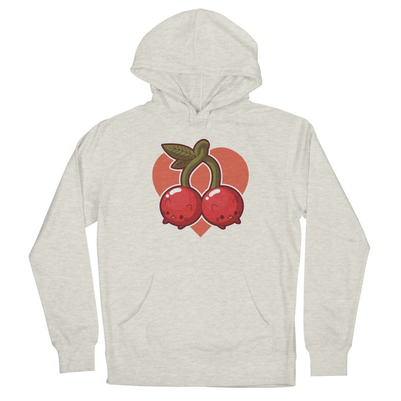 Cherries Women's Pullover Hoody by Kappacino Creations