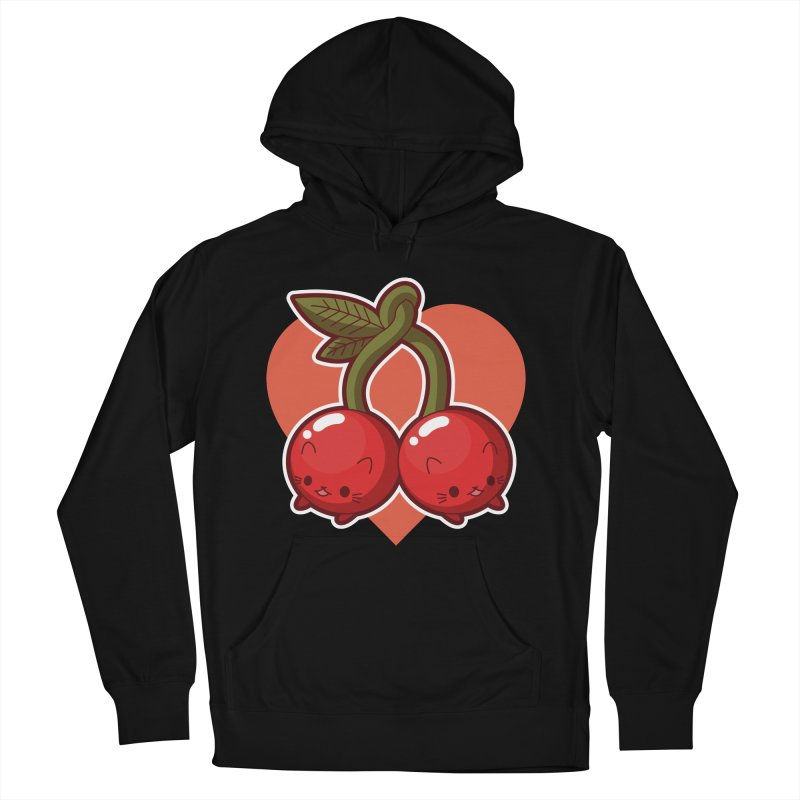 Cherries Women's Pullover Hoody by Kappacino Creations
