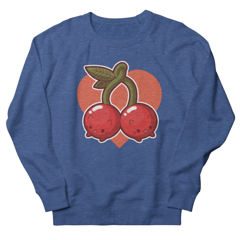 Cherries Women's Sweatshirt by Kappacino Creations