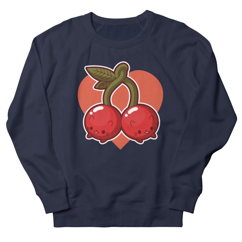 Cherries Women's Sweatshirt by Kappacino Creations
