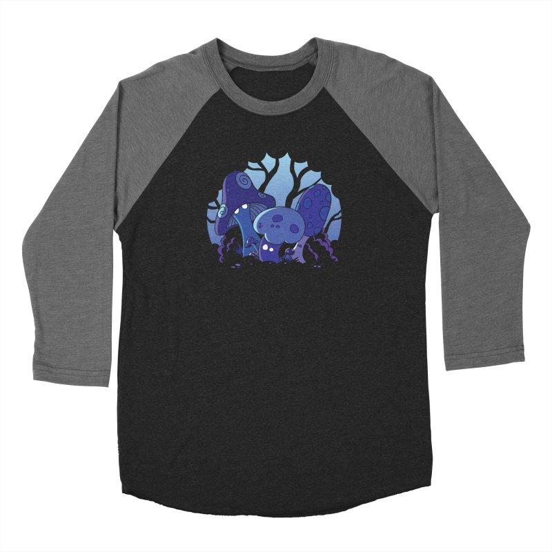 Mushrooms Men's Longsleeve T-Shirt by Kappacino Creations