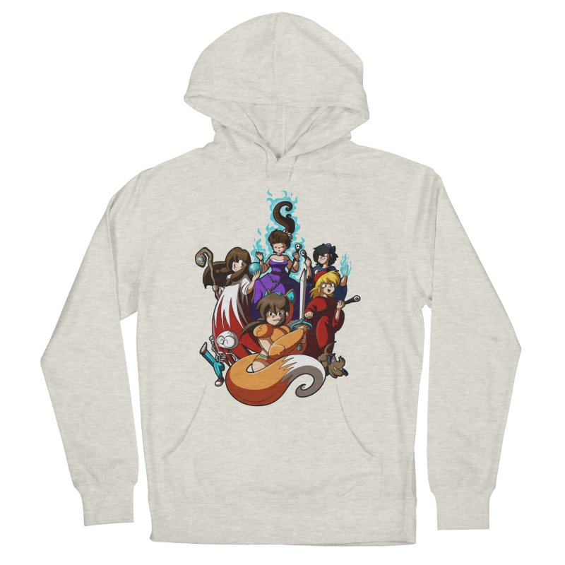 The Sword That Cuts Things Women's Pullover Hoody by Kappacino Creations