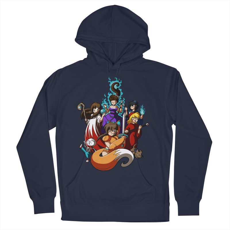 The Sword That Cuts Things Men's Pullover Hoody by Kappacino Creations