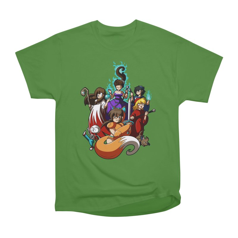 The Sword That Cuts Things Women's Classic Unisex T-Shirt by Kappacino Creations