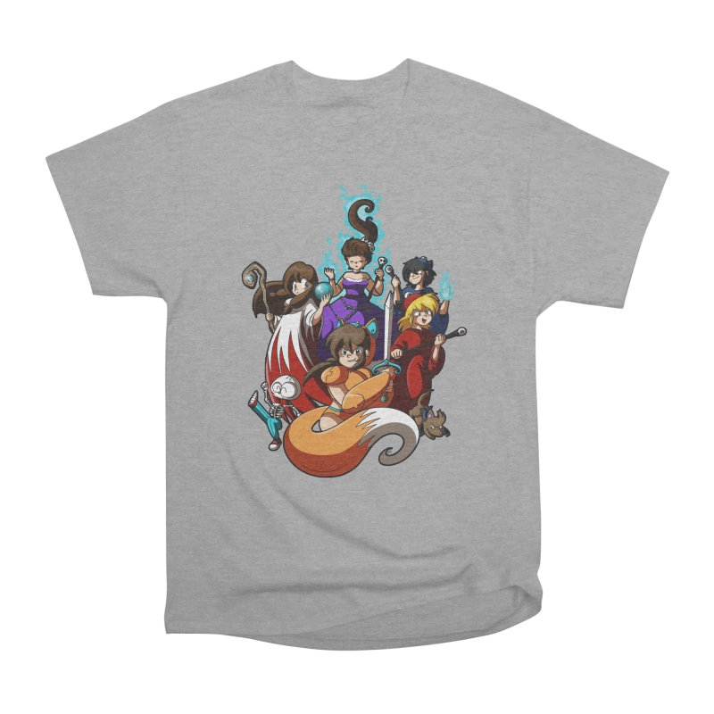 The Sword That Cuts Things Women's Heavyweight Unisex T-Shirt by Kappacino Creations