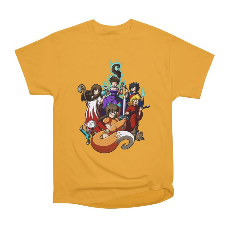 The Sword That Cuts Things Men's Heavyweight T-Shirt by Kappacino Creations