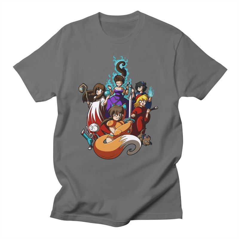 The Sword That Cuts Things Men's T-Shirt by Kappacino Creations