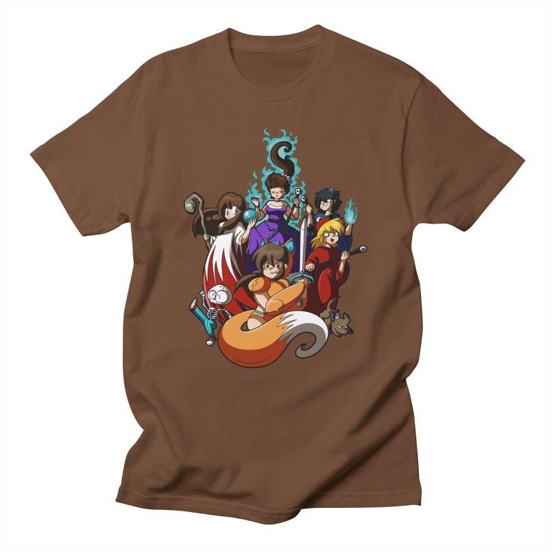 The Sword That Cuts Things Men's Regular T-Shirt by Kappacino Creations
