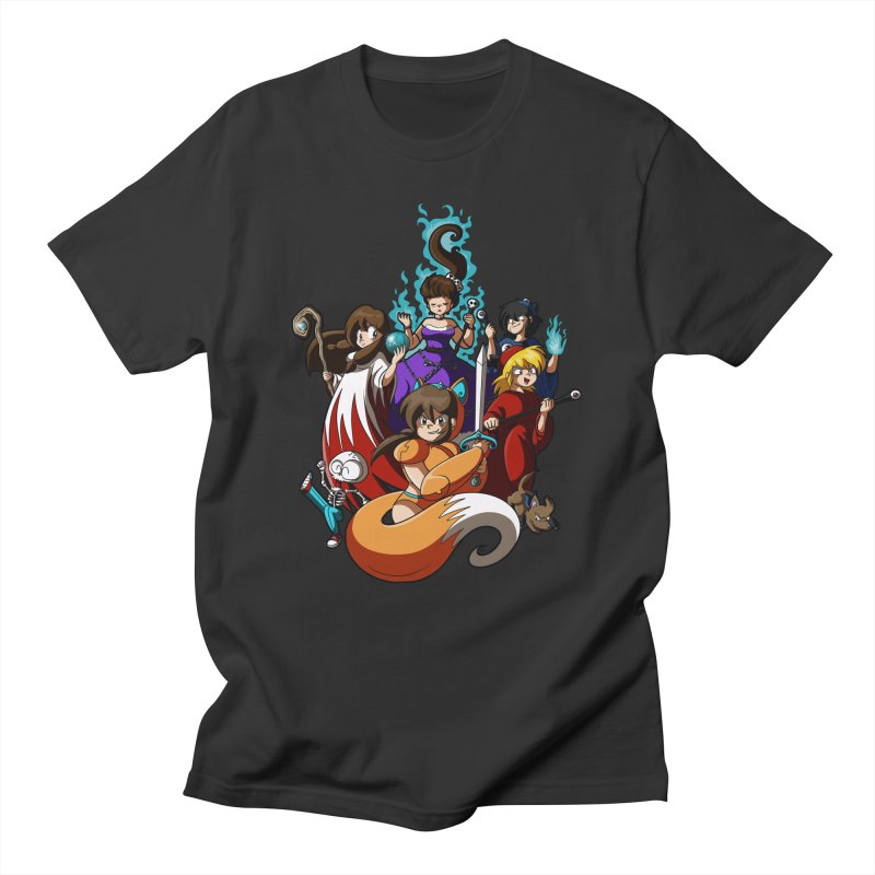 The Sword That Cuts Things Women's Regular Unisex T-Shirt by Kappacino Creations
