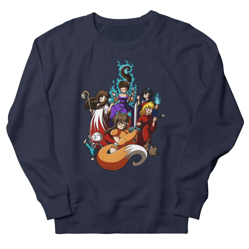 The Sword That Cuts Things Men's Sweatshirt by Kappacino Creations