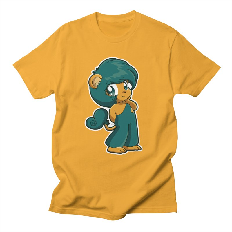 Orion the Lion Men's T-Shirt by Kappacino Creations