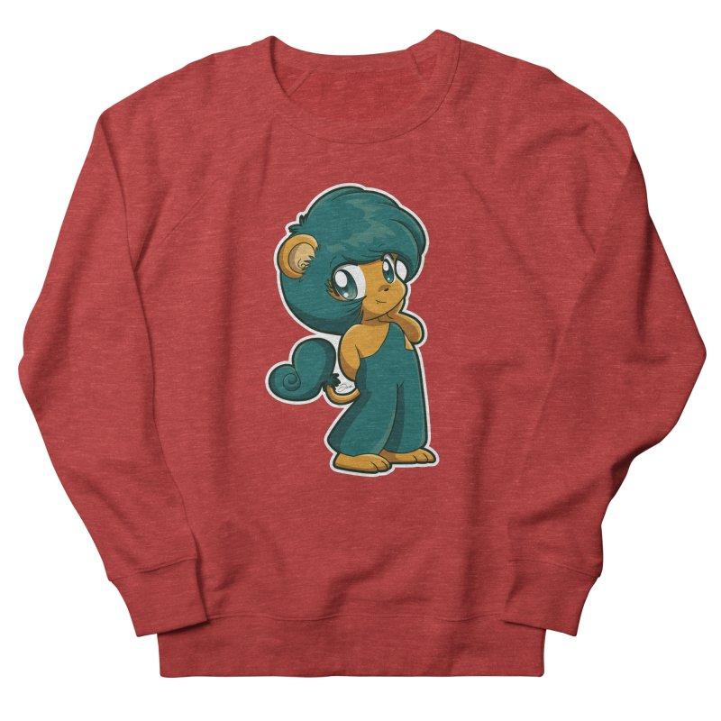 Orion the Lion Men's Sweatshirt by Kappacino Creations