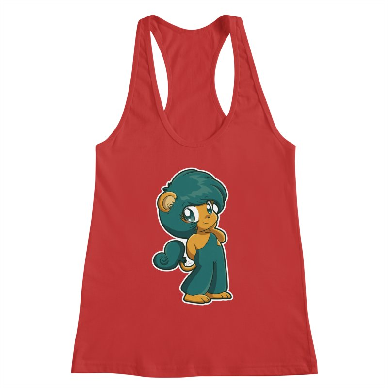Orion the Lion Women's Tank by Kappacino Creations