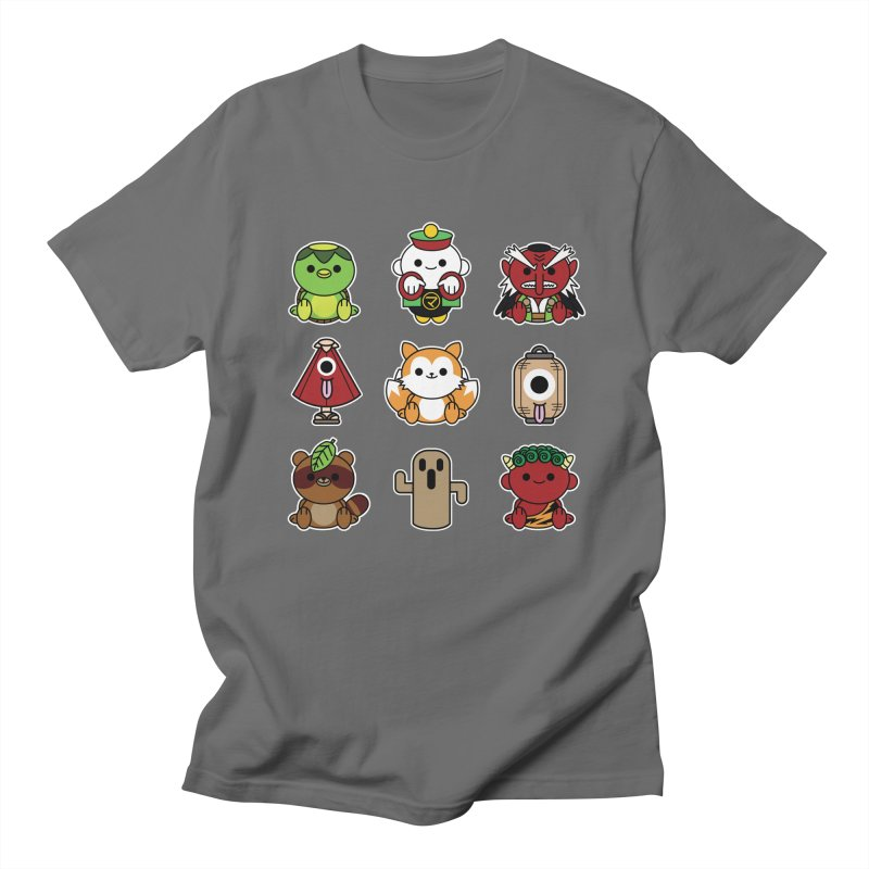 Yokawaii Men's T-Shirt by Kappacino Creations