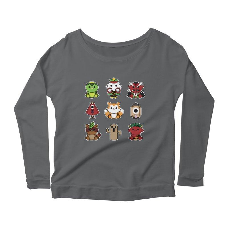 Yokawaii Women's Longsleeve T-Shirt by Kappacino Creations