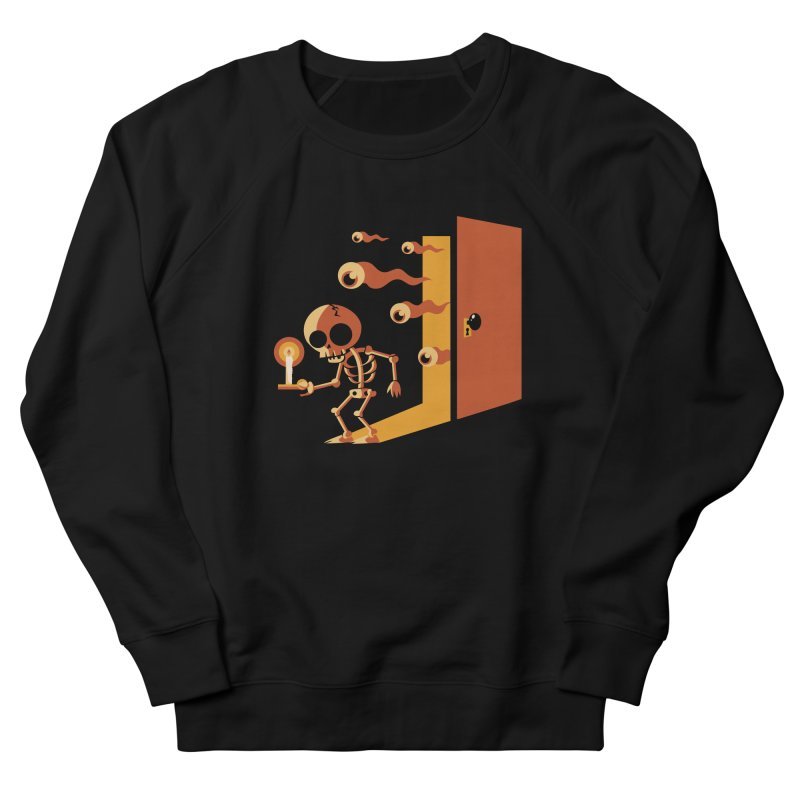 Skeletons in my Closet Women's Sweatshirt by Kappacino Creations