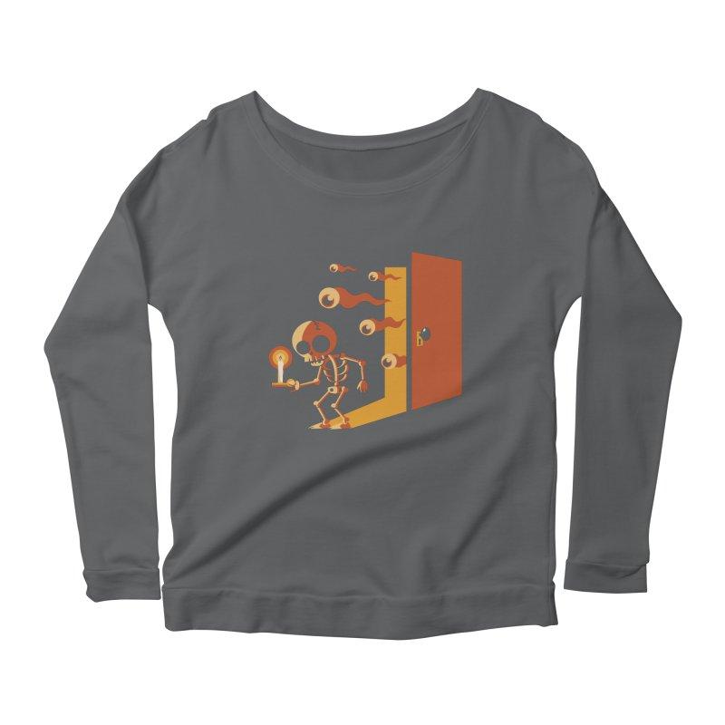 Skeletons in my Closet Women's Longsleeve T-Shirt by Kappacino Creations