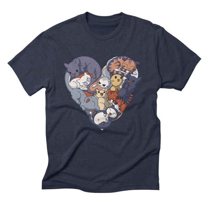 I Heart Cats!   by Kappacino Creations