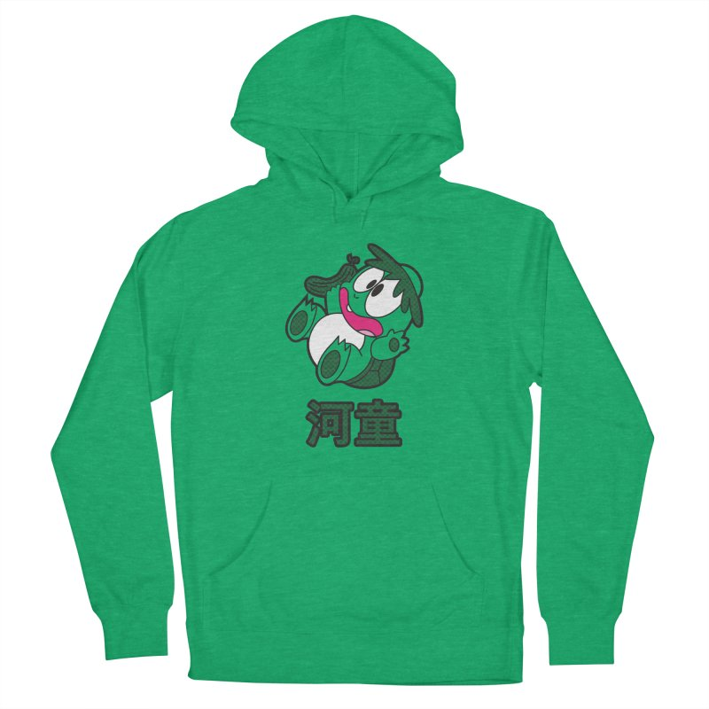 The Little Kappa Men's Pullover Hoody by Kappacino Creations