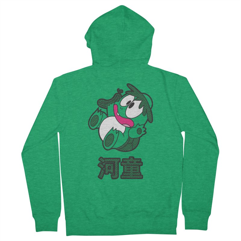 The Little Kappa Women's Zip-Up Hoody by Kappacino Creations