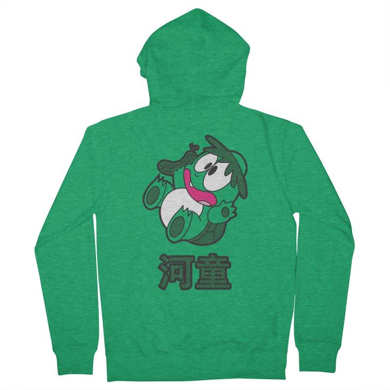The Little Kappa Men's Zip-Up Hoody by Kappacino Creations