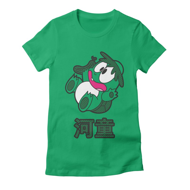 The Little Kappa Women's T-Shirt by Kappacino Creations