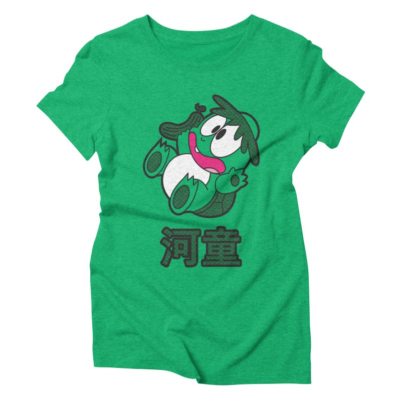 The Little Kappa Women's T-Shirt by Kappacino Creations