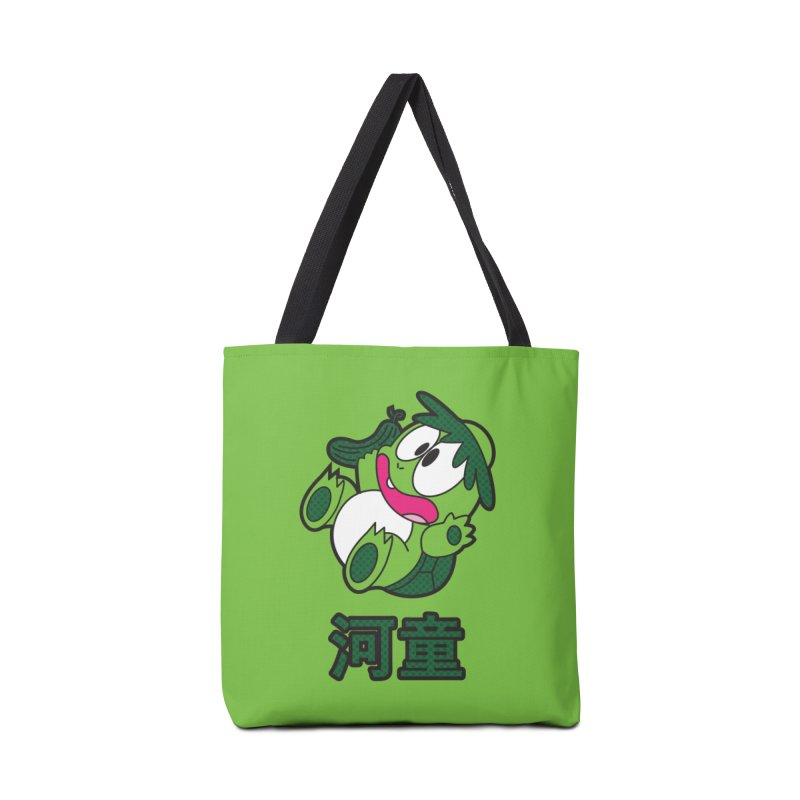 The Little Kappa Accessories Tote Bag Bag by Kappacino Creations
