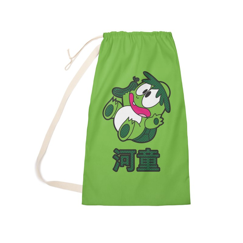 The Little Kappa Accessories Laundry Bag Bag by Kappacino Creations