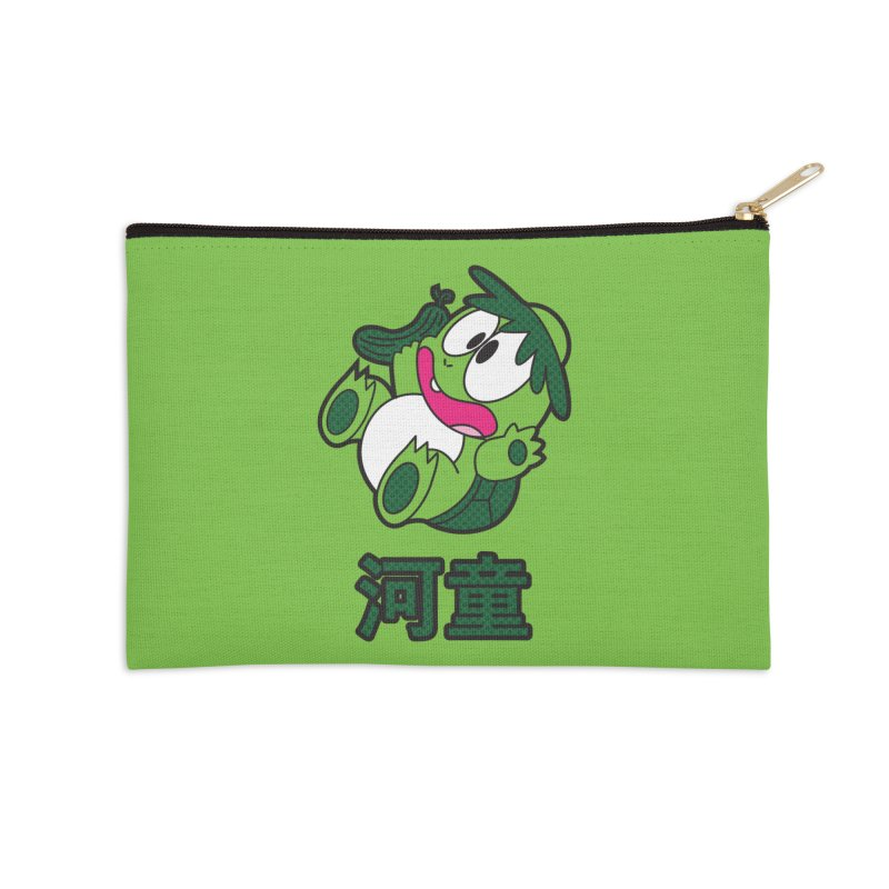The Little Kappa Accessories Zip Pouch by Kappacino Creations