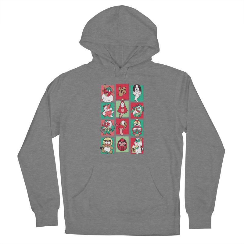 Things That Go Bump In Japan Women's Pullover Hoody by Kappacino Creations