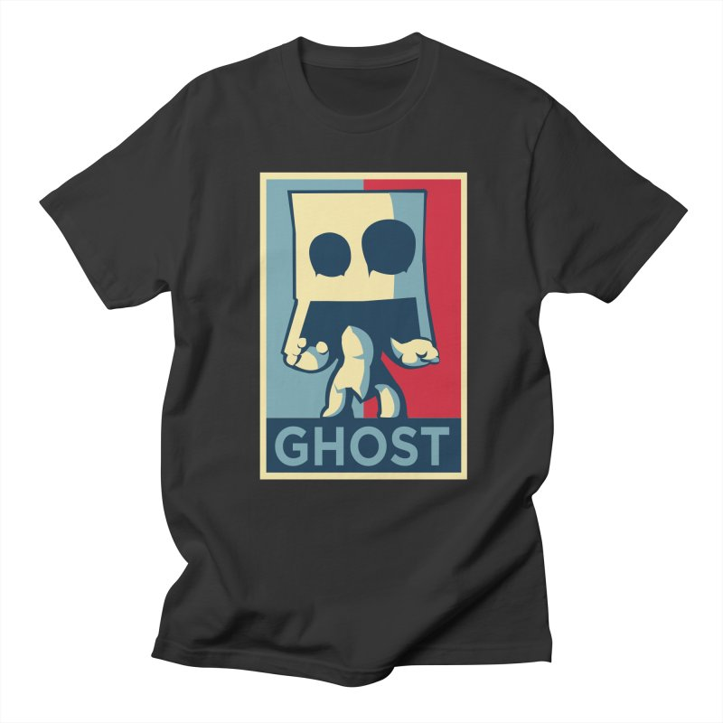 The Politics of BoxGhost Men's T-Shirt by Kappacino Creations