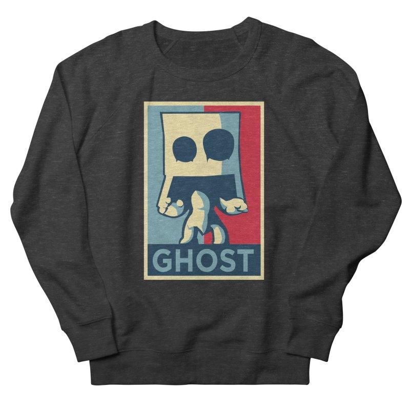 The Politics of BoxGhost Women's Sweatshirt by Kappacino Creations