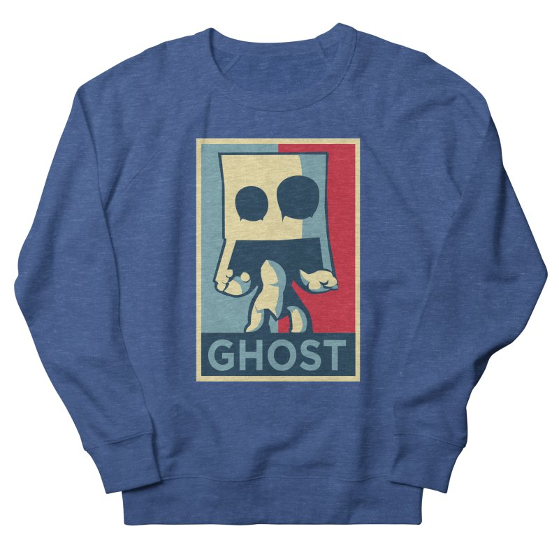 The Politics of BoxGhost Women's Sweatshirt by Kappacino Creations