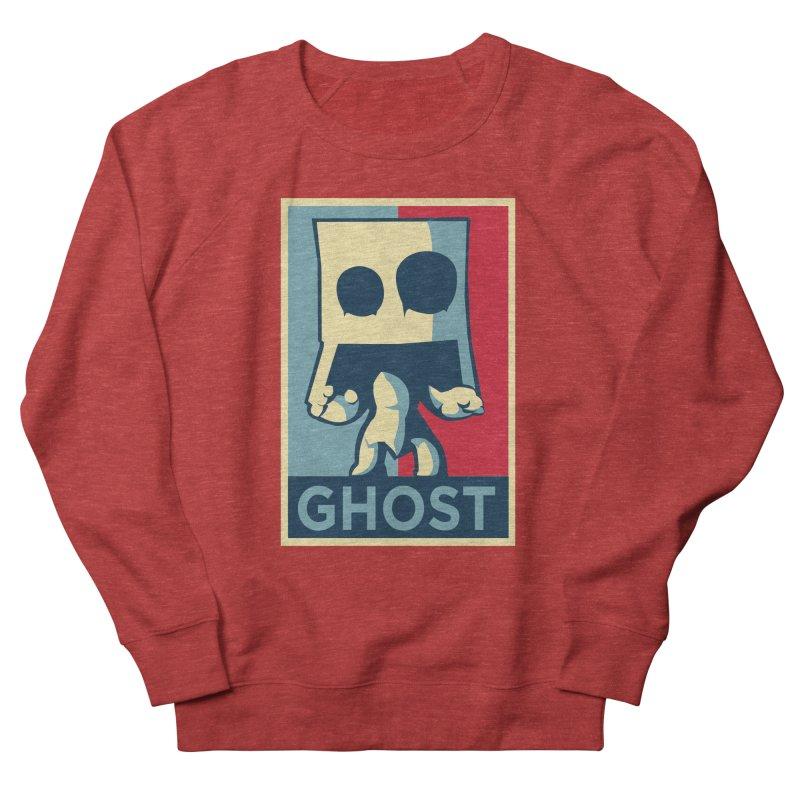 The Politics of BoxGhost Men's Sweatshirt by Kappacino Creations