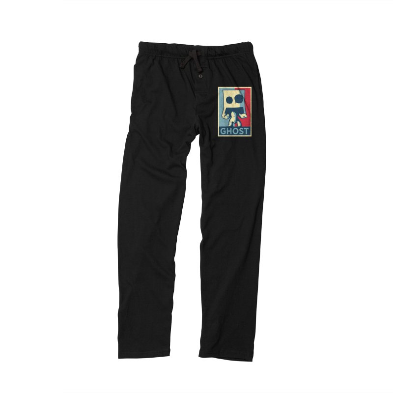 The Politics of BoxGhost Women's Lounge Pants by Kappacino Creations